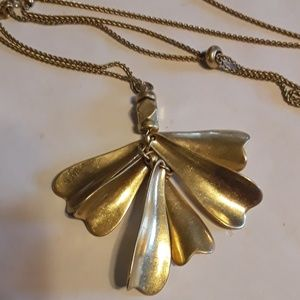 Lucky Brand, Peddle Necklace